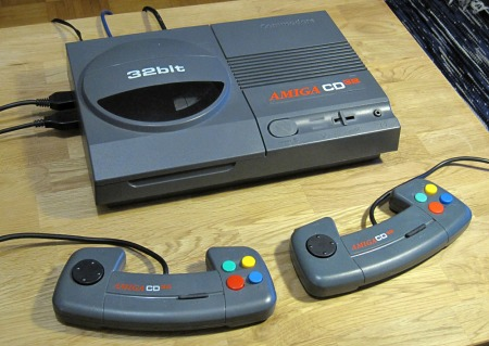 Amiga CD32 system