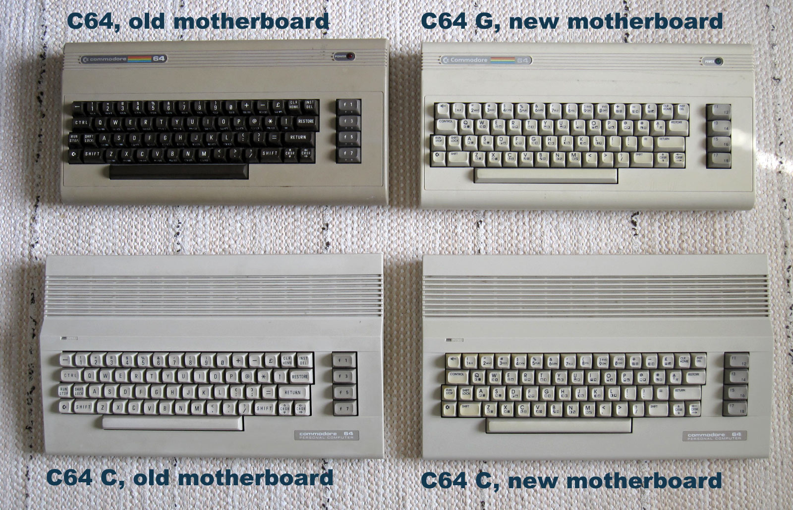 How to identify C64 and SID model | ilesj's blog