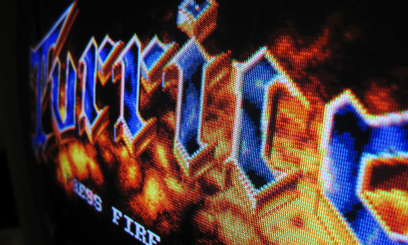 Brilliant Picture From Amiga With Rgb