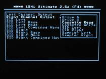 1541U2 audio settings 2