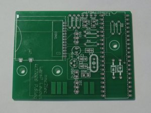 MMC2IEC step01 board