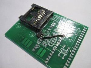 MMC2IEC step02 SMD parts