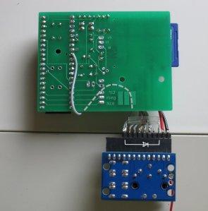 MMC2IEC step08b reset line AVR