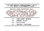 Action Replay menu
