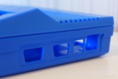 Blue C64 Kickstarter cases P1010098