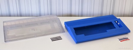 Commodore 64 C Kickstarter cases
